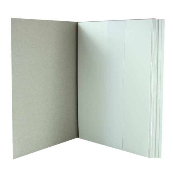Папка для рисования акварелью А4, 20 листов, 200г/м2