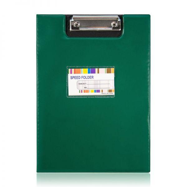 Папка - планшет ординарная, с зажимом A4