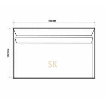 Конверт C5 SK (162*229)